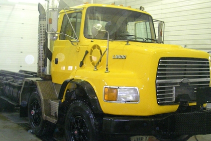 Camions lourds -